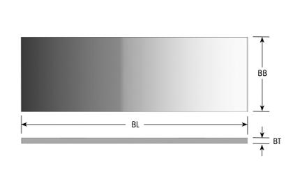 Rysunek techniczny - Sprężyny płytkowe